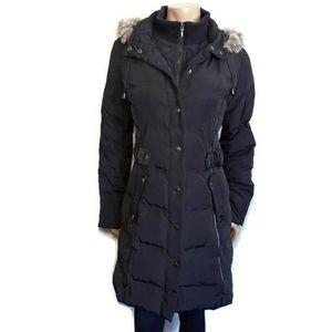 REITMANS Down Filled Fur Hooded Puffer Winter Coat
